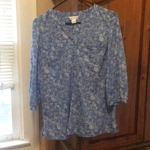 Christopher & Banks like new dress shirt